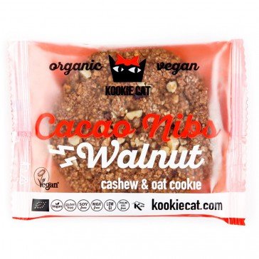 COOKIE CACAO NIBS WALNUT