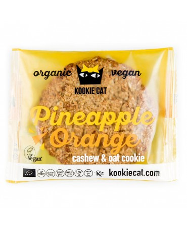 COOKIE ORANGE & ANANAS