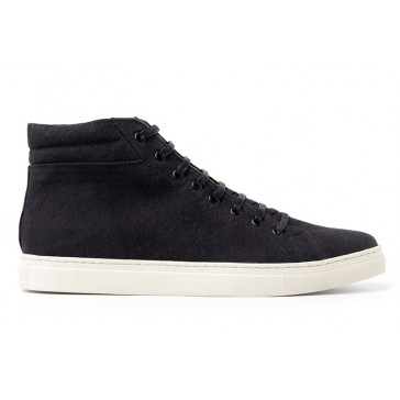 HIGH TOP SNEAKERS BLACK