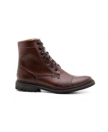 WORK BOOT COGNAC