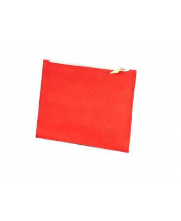 PRIMROSE POUCH RED