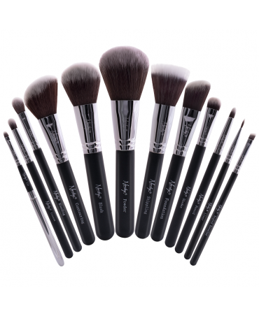 MAKE-UP BRUSHES KIT - 12P