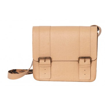 BAILEY SATCHEL UNISEX BEIGE