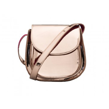 0e479864af SKYLINE SADDLE BAG ROSE GOLD