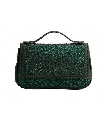 AVA MINI MESSENGER EMERALD
