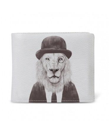PORTEFEUILLE SIR LION